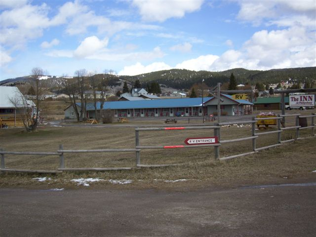 Southwestern Montana's Motel & RV Park for Philipsburg National Historic Town